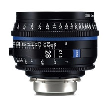 Zeiss CP.3 28mm T2.1 Compact Prime Lens - E Mount