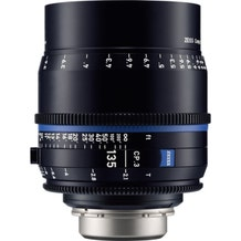 Zeiss CP.3 135mm T2.1 Compact Prime Lens - E Mount