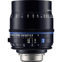 Zeiss CP.3 135mm T2.1 Compact Prime Lens - PL Mount