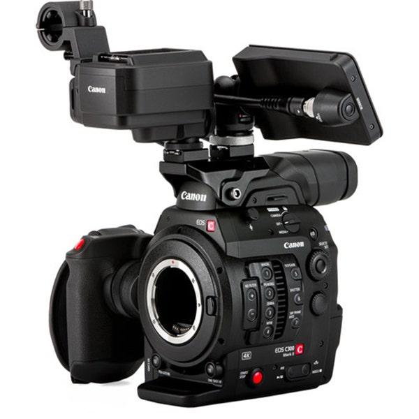 Canon Cinema EOS C300 Mark II Camcorder Body w/ Touch Focus Kit - EF Mount