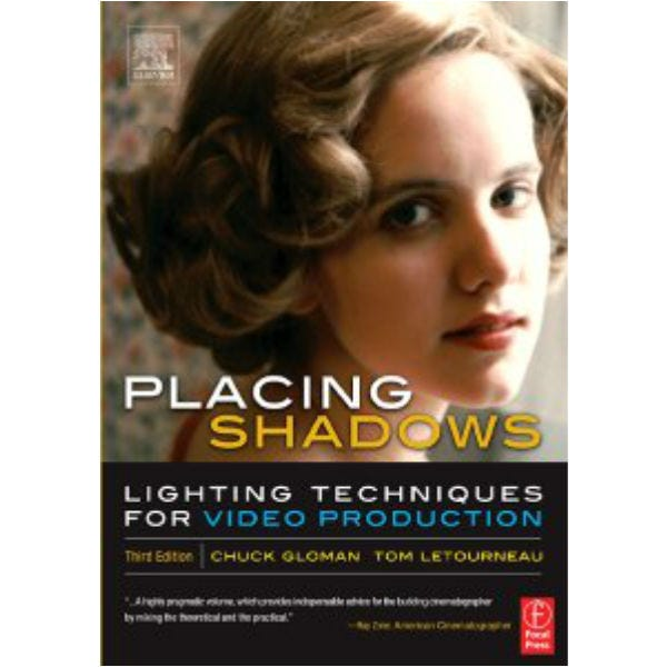 Placing Shadows 3rd Edition by Chuck Gloman