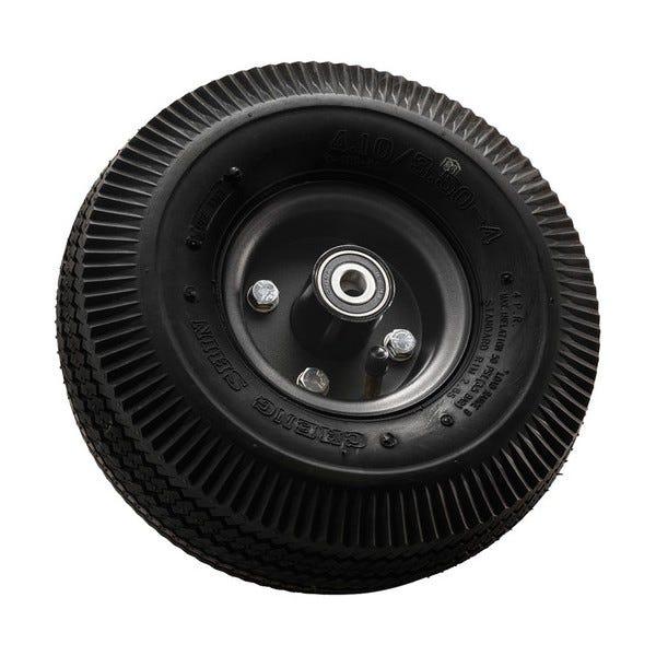 "Inovativ 10"" Evo Fixed Wheel Replacement Kit - (Tire/Tube/Hub)"