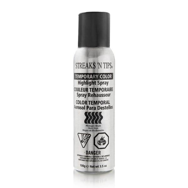 Streaks N Tips Temporary Color Highlight Spray (Various Colors)
