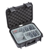 SKB iSeries 1209-4 Case w/Think Tank Dividers