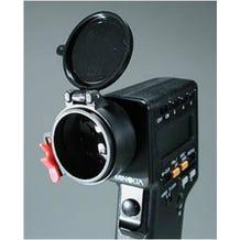 Flip-up cap for Minolta F and M Spot Meters