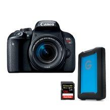 Canon EOS Rebel T7i Filmmaker Bundle