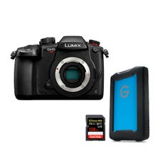 Panasonic Lumix GH5S Filmmaker Bundle