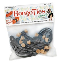 BongoTies Cable Ties - 10 Pack