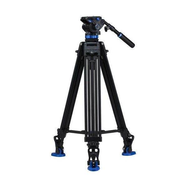 Benro S7 Dual Stage Video Tripod Kit
