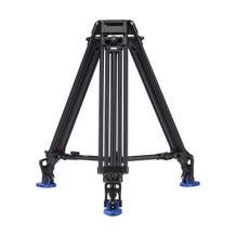 Benro A673TM Aluminum Tandem-Leg Video Tripod