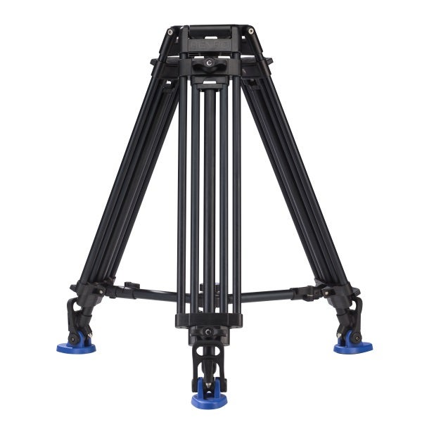 Benro A674TM Dual Stage 100mm Bowl Aluminum Tripod