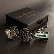 Film Pin Society Lights, Camera, Action 2! Box Set