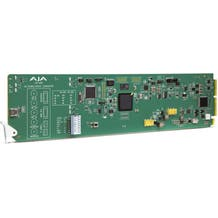 AJA 3G-SDI Up, Down, Cross-Converter Card with DashBoard Support