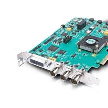 AJA KONA-LHE R0-S03 HD-SDI/Analog Video Capture and Playback PCI Card