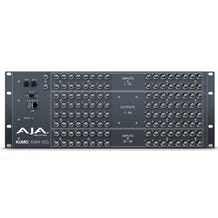 AJA Kumo 64x64 Compact 12G-SDI Router with 1 Power Supply