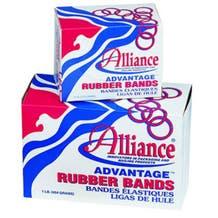 Rubber Bands Size #32. Alliance 1lb Box