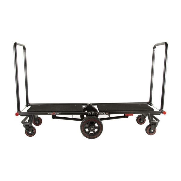 Krane AMG 750 Multi-Mode Folding Longbed 6-Wheeled Cart