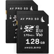 Angelbird Match Pack for Fujifilm X-T3 128 GB (2x SDXC Memory Cards)