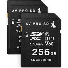 Angelbird Match Pack for Fujifilm X-T3 256 GB (2x SDXC Memory Cards)