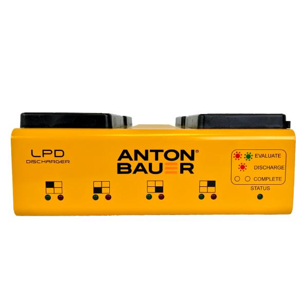 Anton Bauer LPD Travel Discharger - V-Mount