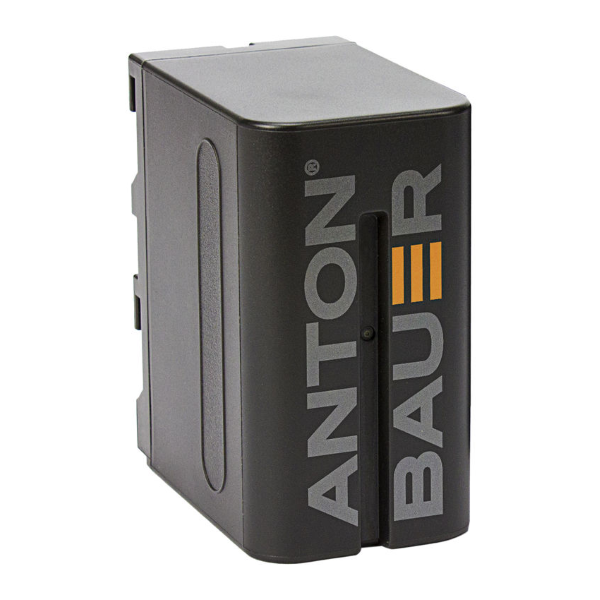 Anton Bauer NP‑F976 7.2V, 6600mAh L‑Series Li‑ion Battery