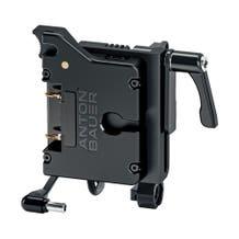 Anton Bauer Micro Battery Slide Pro for Sony FX6 Cinema Camera- Gold Mount