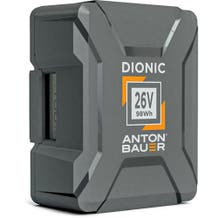 Anton Bauer Dionic 26V Gold Mount Plus Battery - 98Wh