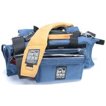 Porta Brace Audio Organizer Case - Blue