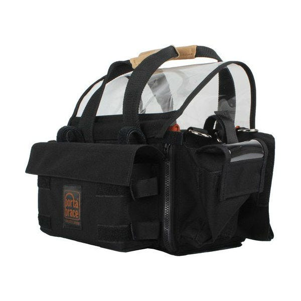 Porta Brace Audio Organizer Case - Black