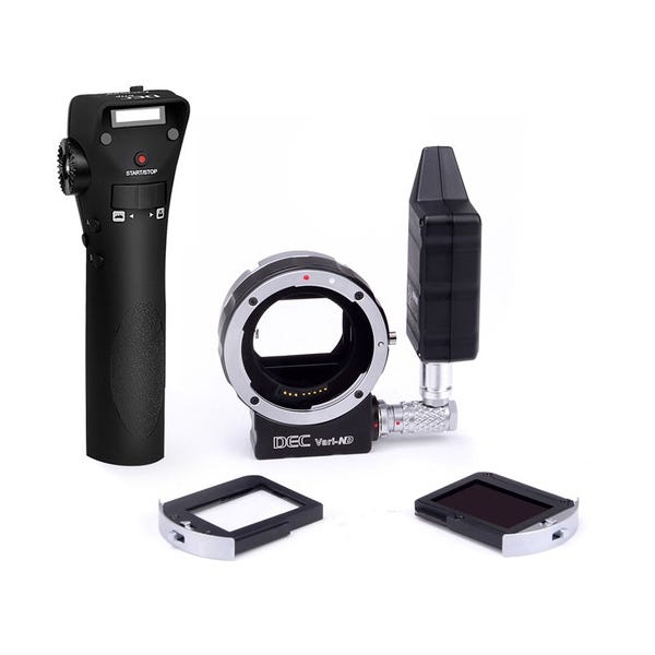 Aputure DEC Vari-ND Wireless Lens Adapter - EF/EF-S to MFT-Mount