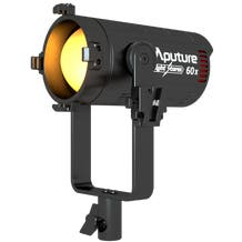 Aputure Light Storm 60X 60W Bi-Color Adjustable Focusing Light