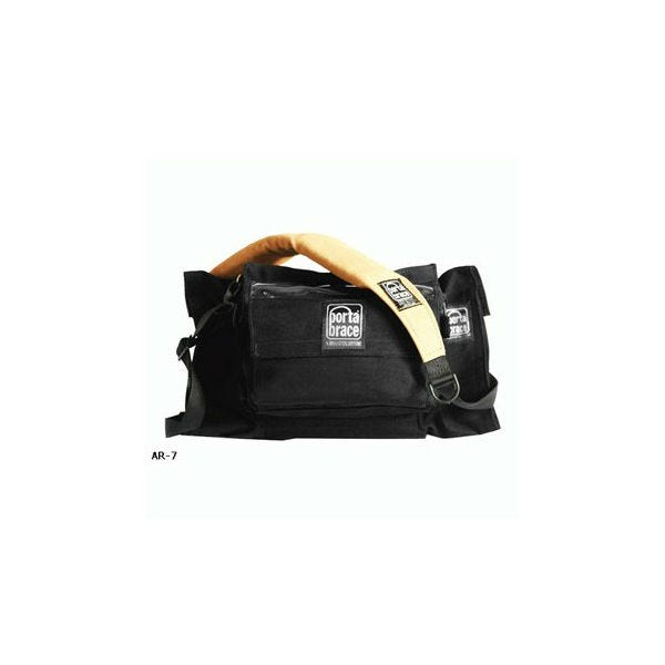 Porta Brace AR-7B Audio Recorder Case - Black