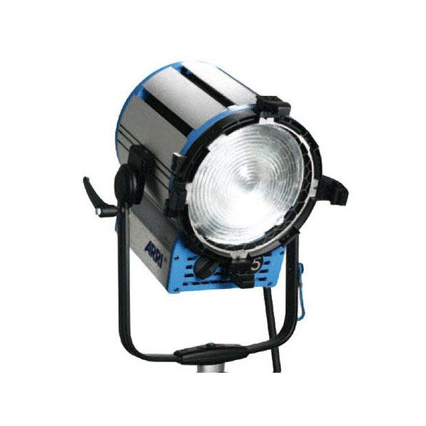 Arri T5 5000 Watts Location Fresnel - Stand Mount