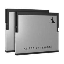 Angelbird 128GB AV Pro CF CFast 2.0 Memory Card (2-Pack)