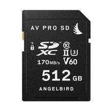 Angelbird 512GB AV Pro UHS-II SDXC Memory Card (2-Pack)