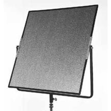 "Matthews Studio Equipment 24 x 24"" Aluminum Hand Reflector w/ Black Yoke - Silver"