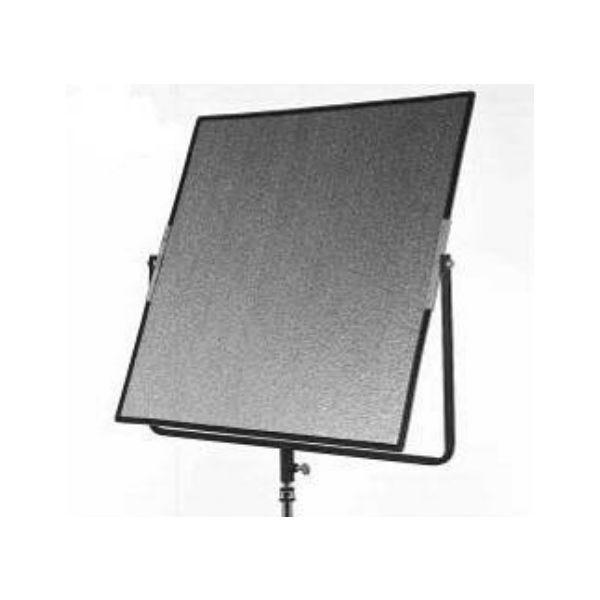 "Matthews Studio Equipment 24 x 24"" Aluminum Hand Reflector w/ Black Yoke - Gold"