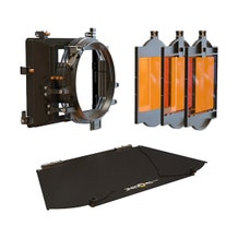 "Bright Tangerine Viv 5"" Matte Box Kit 2"