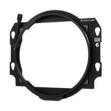 Bright Tangerine Frame Safe Clamp Adapter for Misfit Kick Matte Box (134mm)