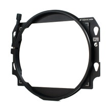 Bright Tangerine Frame Safe Clamp Adapter for Misfit Kick Matte Box (143mm)