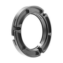 Bright Tangerine 114mm Clamp on Ring (Various)