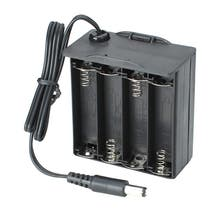 Enclosed Battery Holder, 8-AA Cell