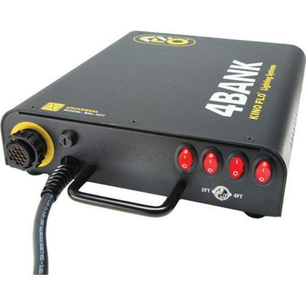 Kino Flo 4Bank Select/Ve Ballast, 120vac