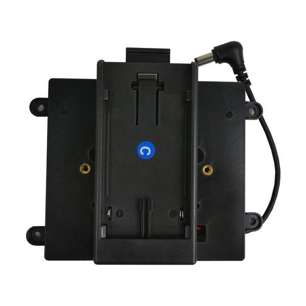TVLogic Single 7.4V Canon BP Series Battery Bracket for VFM-056WP Monitor