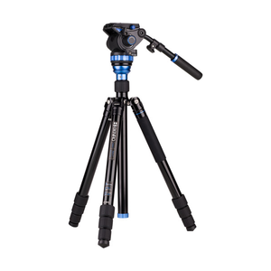 Benro Aero 7: video tripod is a monopod too 2