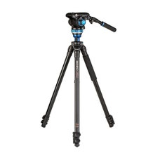 Benro A373 Series 3 Al Video Tripod And S6Pro Head