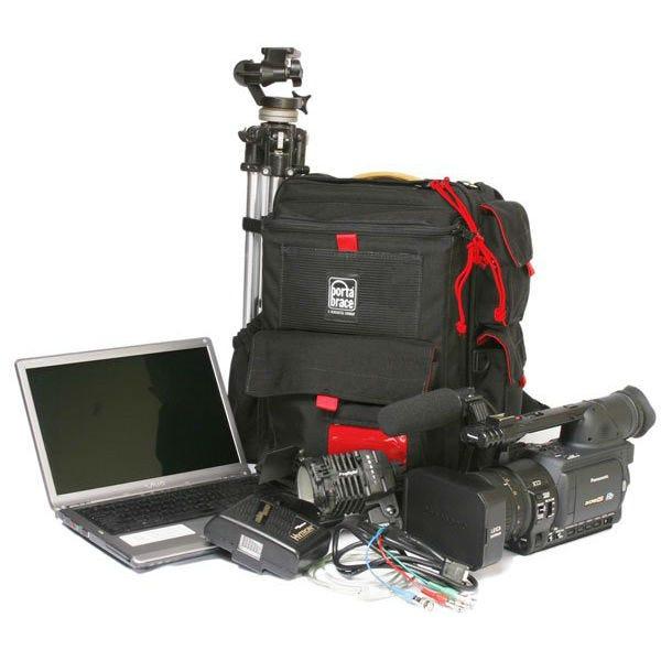Porta Brace Backpack Camera Case w/ Quick Slick BK-1NRQS-M4