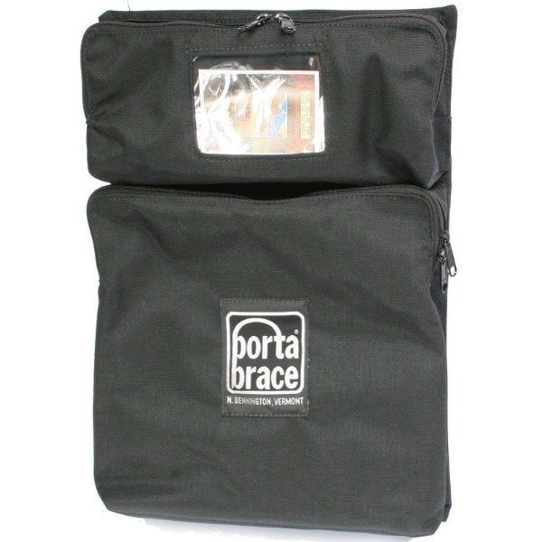 Porta Brace Backpack Camera Case Front 2-Pocket Module BK-P2MB