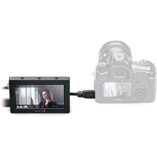 """Blackmagic Design Video Assist 5"""" HDMI/6G-SDI Recorder Monitor"""