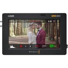"Blackmagic Design Video Assist 5"" 12G Portable HDR Monitor"